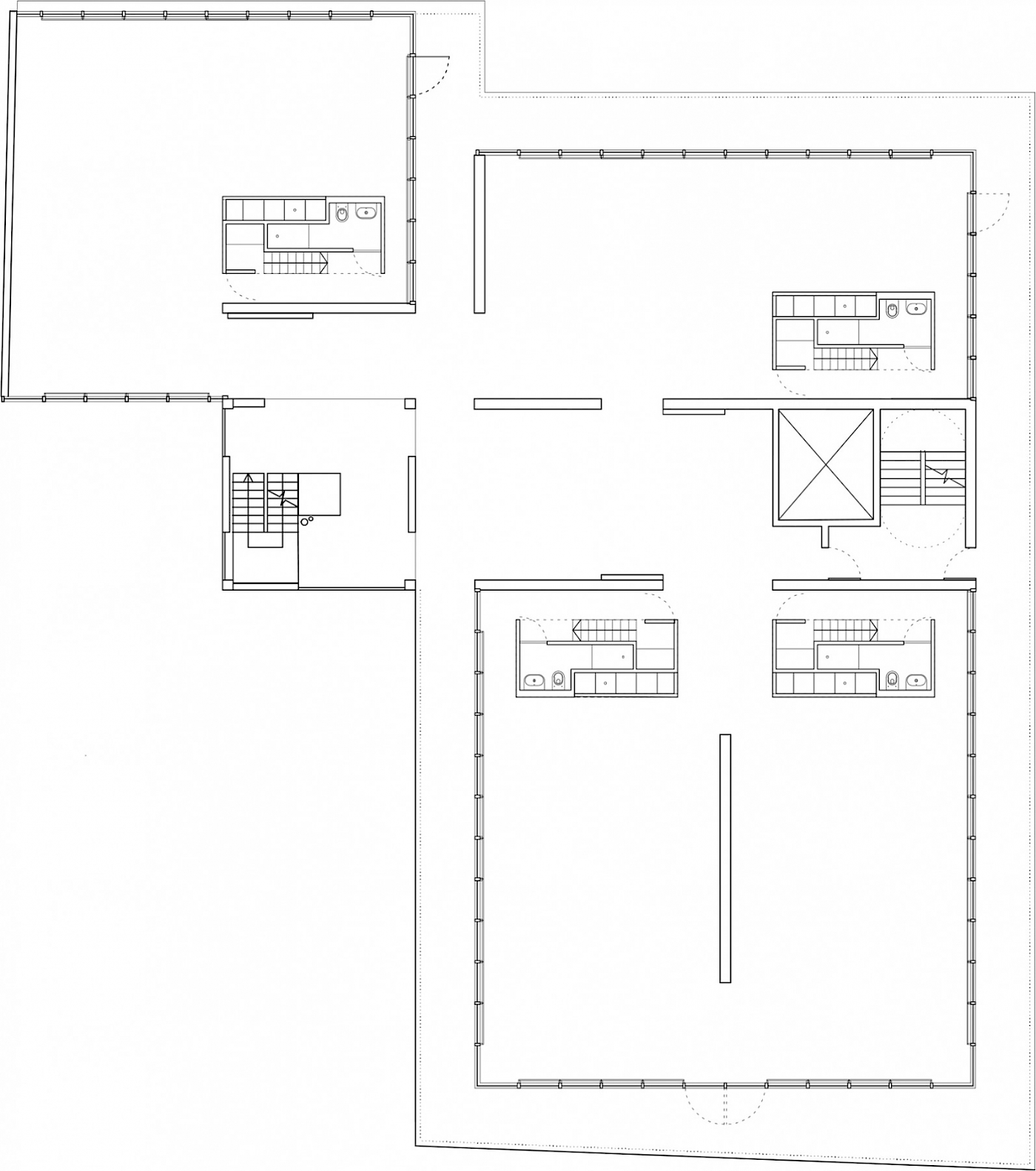 1st Floor Plan in Gallery Mode